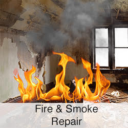 Fire & Smoke Repair